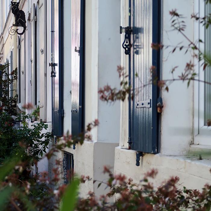 Le Chat Noir de la rue Crémieux