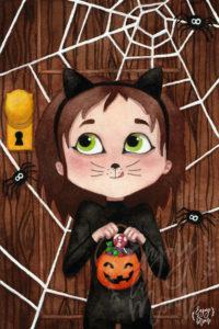 halloween-cat-girl