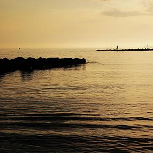 La mer d'or