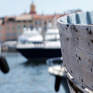 Le petit port de Saint Tropez