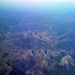 Vastes montagnes
