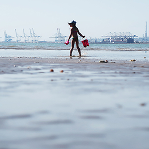 La petite fille du Havre