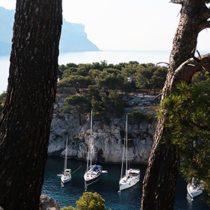 Port Miou, Cassis