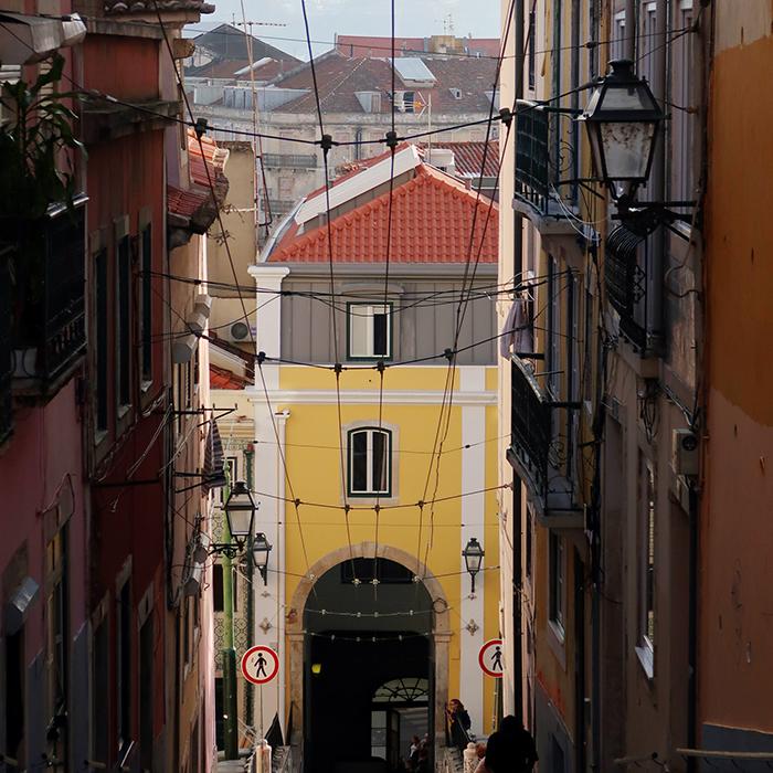 Charmante Lisbonne