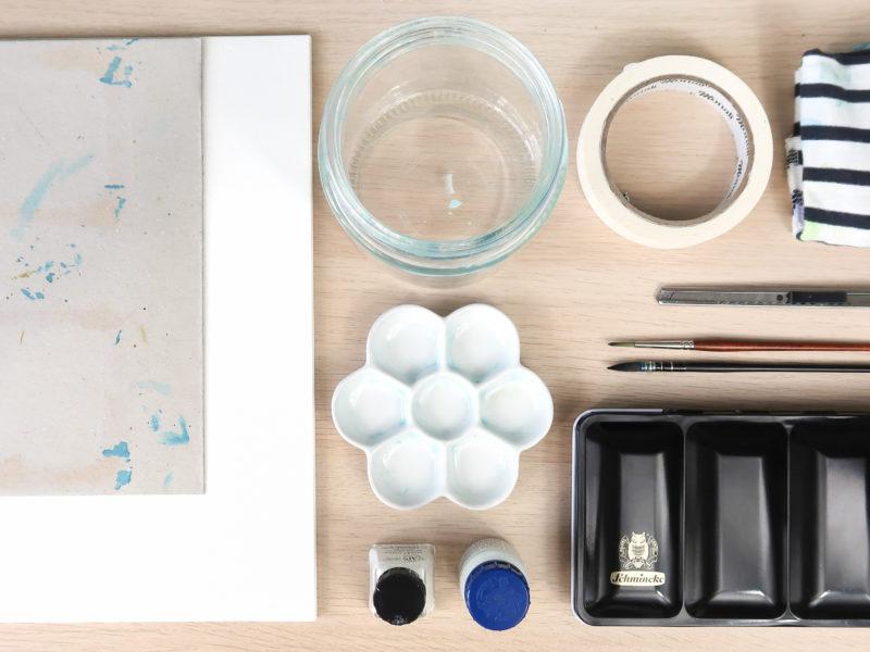 Quel matériel pour pratiquer l'aquarelle?