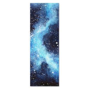 marque-page-galaxie-bleue