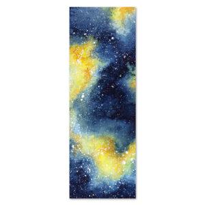 marque-page-galaxie-jaune