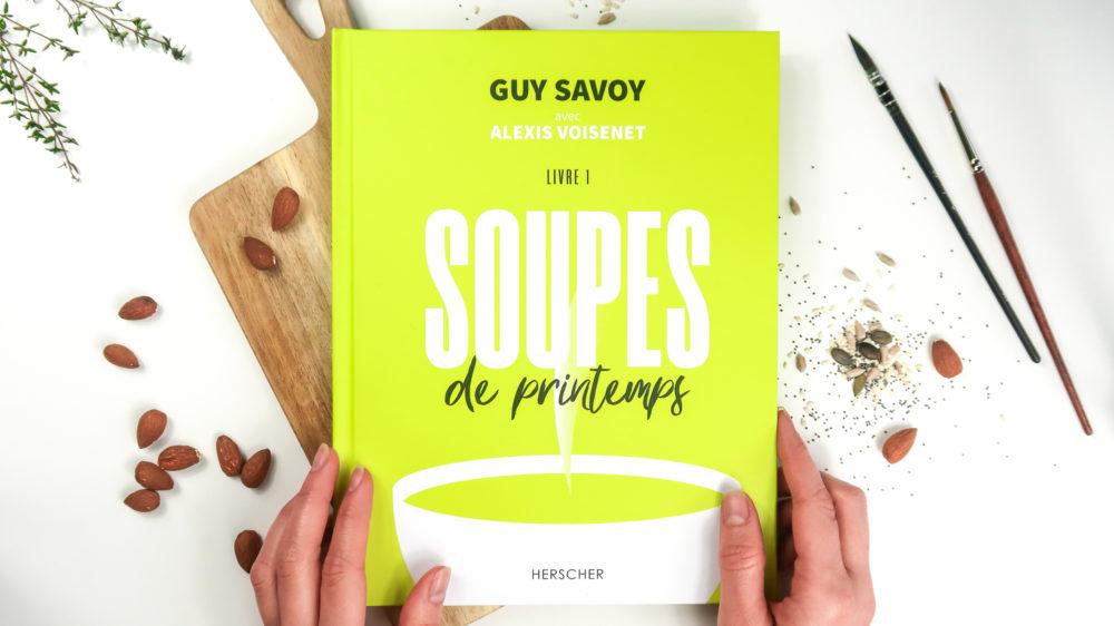 J'ai illustré un livre pour Guy Savoy !