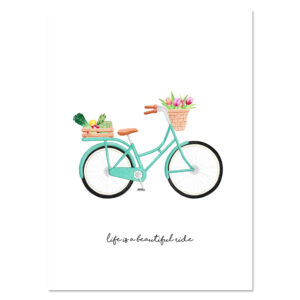 carte-postale-life-is-a-beautiful-ride