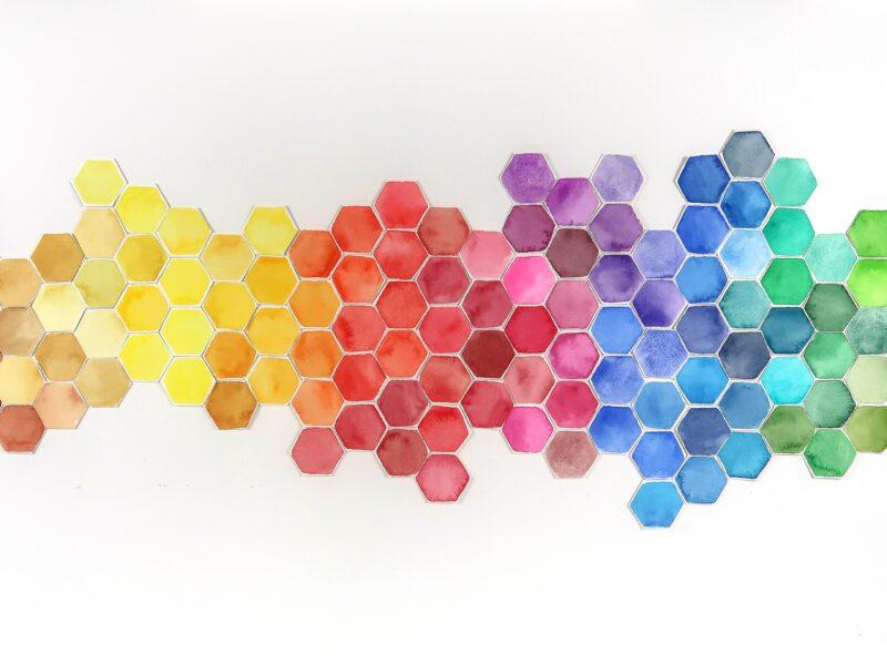 Mieux connaître et choisir ses couleurs d'aquarelle